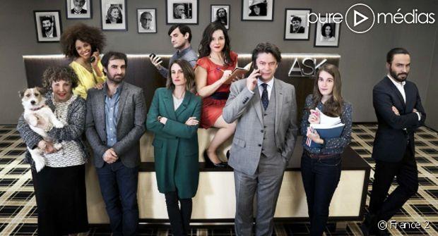 'Dix pour cent' : La saison 2 arrive le 19 avril sur France 2 https://t.co/ZAzjYbtDwd