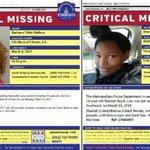Washington rocked by rumors of missing black girls