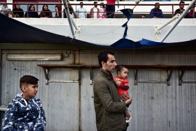 Greece to EU: No way we process asylum seekers for you when you break your promise to resettle those already here. https://t.co/QUZkHksXvy