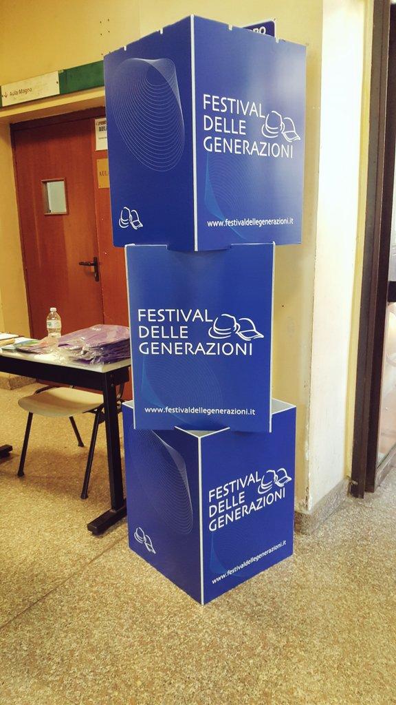 #generazionifest