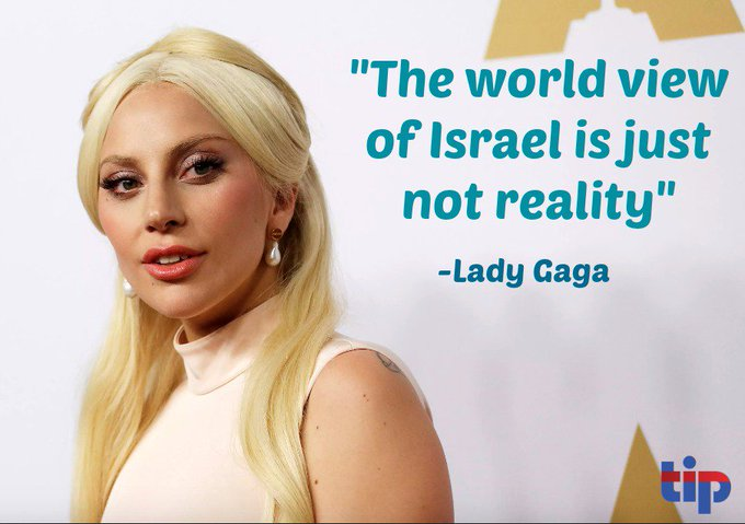 Happy Birthday Lady Gaga!  Thank you for speaking out the truth.