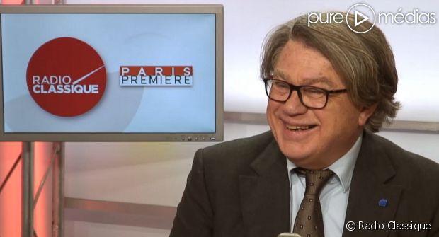 Gilbert Collard à Guillaume Durand : 'Je vous prends pour un con' https://t.co/zv0h8pOBsA