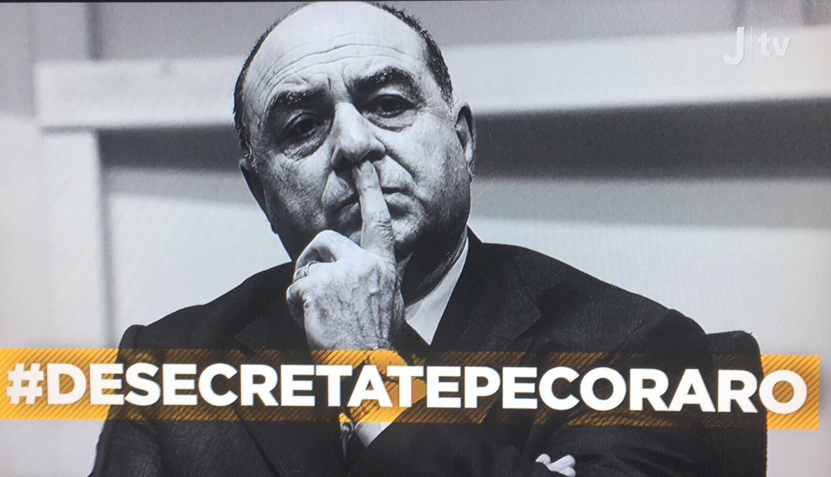 #desecretatepecoraro