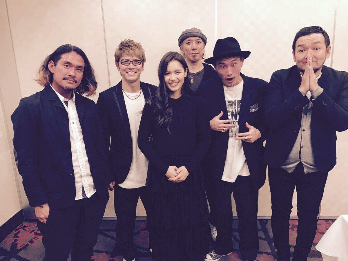 アニメNARUTOの声優の皆さん、原作者の岸本先生、NARUTOスタッフの皆さんの「謝恩会」に出席させて頂きました!挨拶