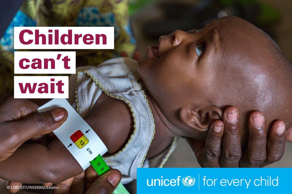 Time is running out for children in Nigeria, Somalia, S Sudan & Yemen threatened by famine, drought & war:  https://t.co/NpB1gz8dk8#4famines