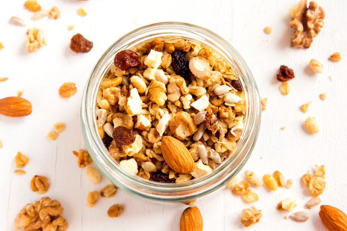 There are plenty of ways to get more fibre in your diet. See tips here: https://t.co/0YMsoAbwHn