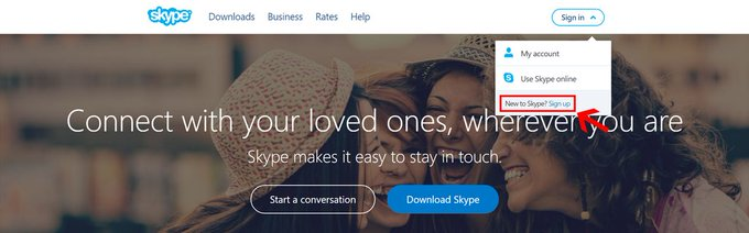 How to create a custom Skype ID https://t.co/wmY6hXAAU4 https://t.co/7EibWIZkNf