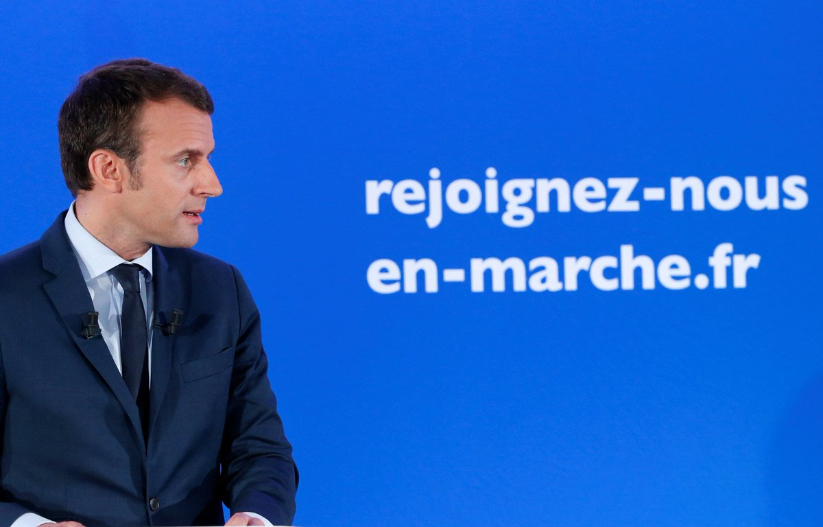 Macron pose ses conditions à ses futurs soutiens https://t.co/o6MHu4uRqf