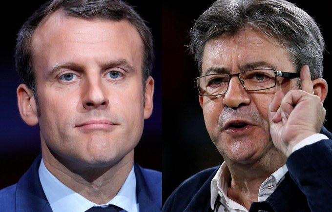 Macron et Mélenchon ne veulent pas d'un troisième débat trop proche du 1er tour https://t.co/BumRprneYI