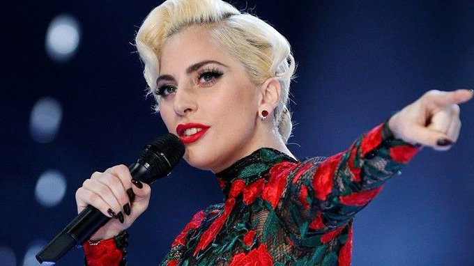 Congratulations to the beautiful Lady Gaga Happy Birthday