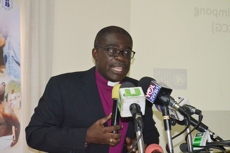 I will Sack Any Christian In My Office If… -Rev. Opuni Frimpong