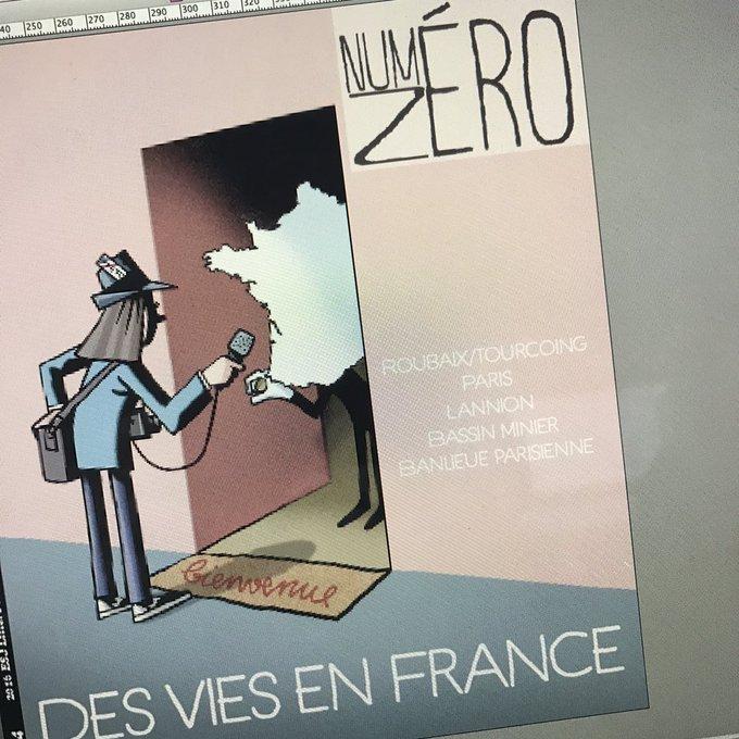 Bientôt disponible : 55 reportages dans la vie des Français sur @leJDD par les étudiants @ESJLille @IUTlannion et @IPJdauphine 👏👏👏