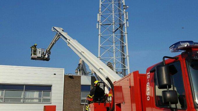 Westland / Maassluis Er komen steeds meer meldingen binnen van storingen tv Caiway na de brand. https://t.co/EMXMoN0r2W