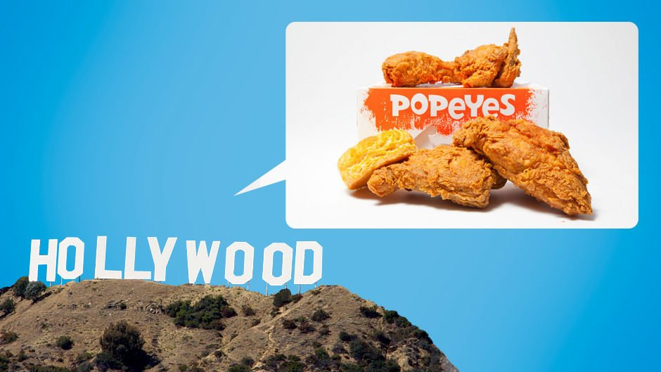 Celebrities know that when it comes to fast-food fried chicken, there's only one place to go. @PopeyesChicken: https://t.co/g5L3yj65gf