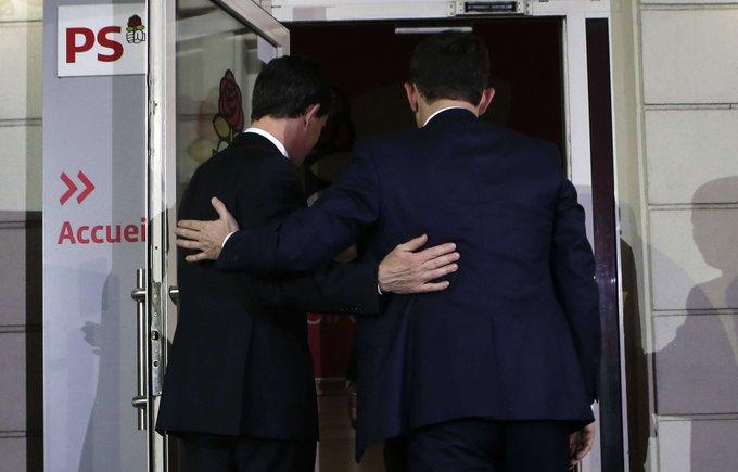 Valls fait un pas de plus vers Macron https://t.co/sAwLtvekWd