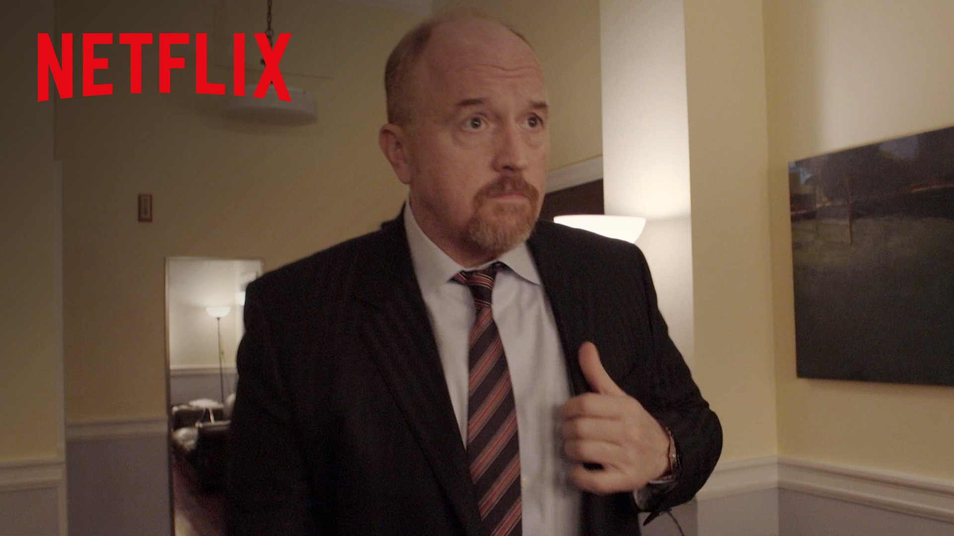 This is it. Louis C.K. 2017. https://t.co/b0gxnCdtFU