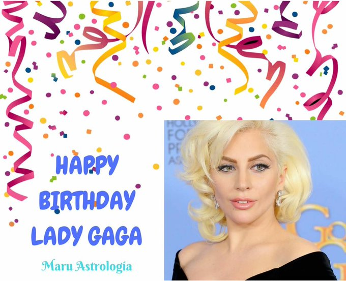 HAPPY BIRTHDAY LADY GAGA!!!!
