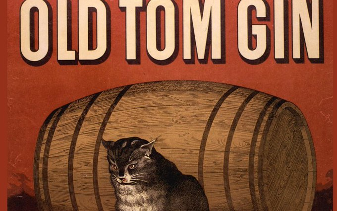 Solving the riddle of old Tom Gin https://t.co/XTkz0q2HvD