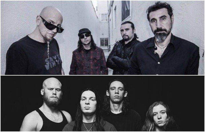 【NEWS】System Of A DownがサポートアクトにCode Orangeを迎えて6月にツアーを開催
