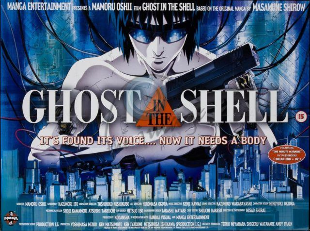 [Dossier] Pourquoi il faut absolument revoir l'anime #GhostintheShell  ⏩ https://t.co/Gzq3OjQAG8