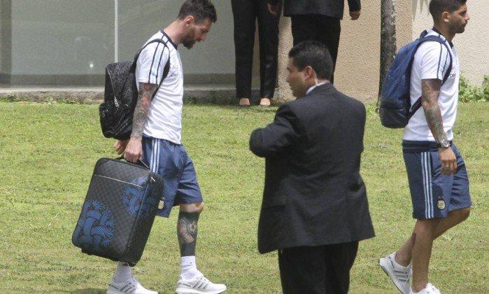 Ausência de Messi derruba preço de ingressos de Bolívia x Argentina