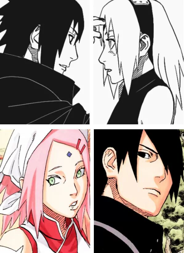 おはよー´ ³`)ノ~♡#SasuSaku #Naruto #Uchiha