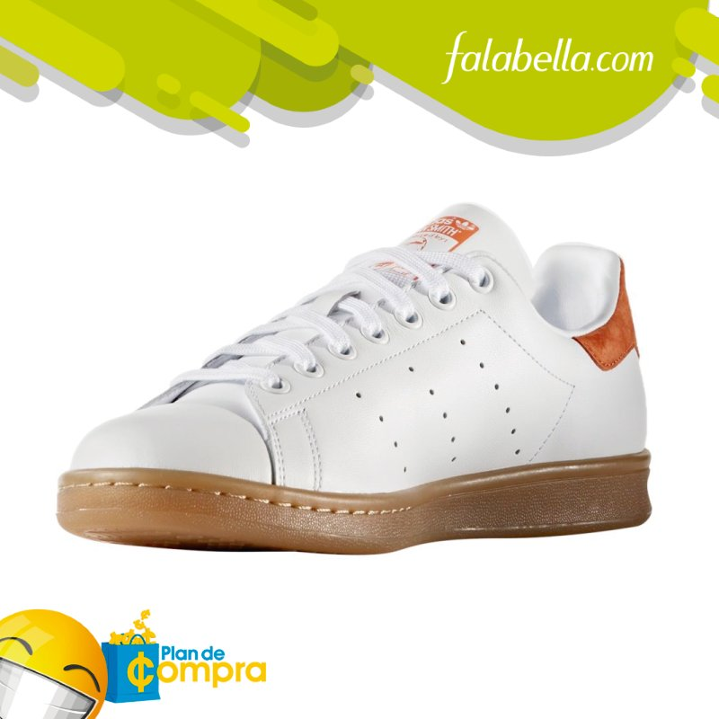 La te comodidad y estilo que te La dan los tenis adidas stan smith. con 25 aee236