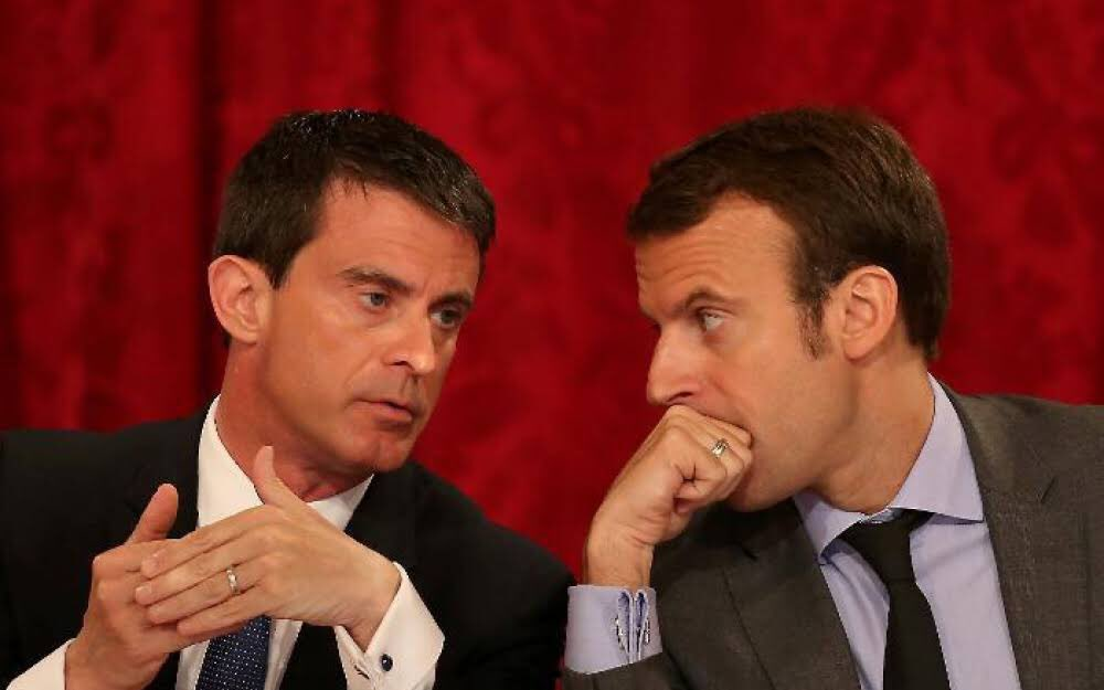 « Le vote utile face à #Le Pen, c'est #Macron » selon #ManuelValls via @France3tv #Presidentielle2017