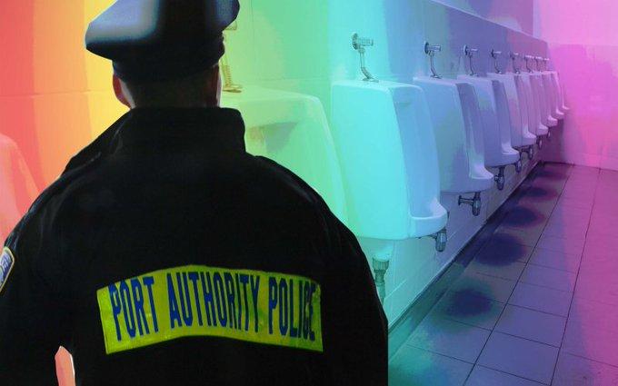 'Gay whisperer' cop targeted men at Port Authority restrooms https://t.co/l8GkKSP5YG