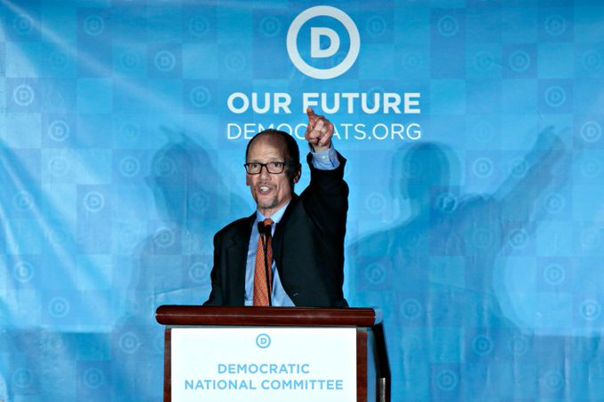 DNC asks all staffers for resignation letters https://t.co/E42O1aHIUr