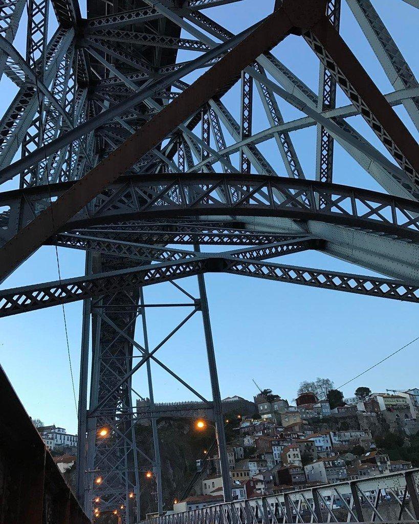 #porto #portugal #eiffel https://t.co/XmadQXbLwg