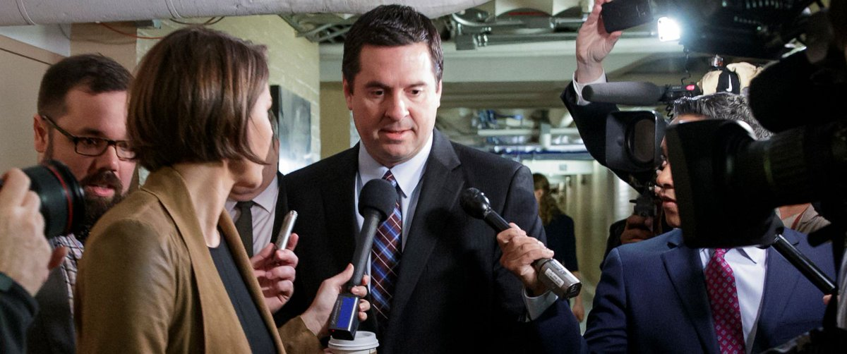 Everything you need to know about House Intelligence Committee Chairman Devin Nunes