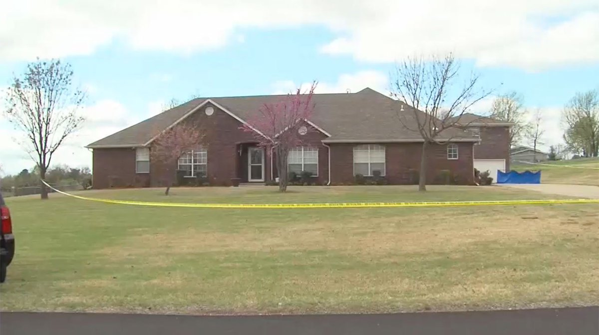 Killing of three teens during burglary may test Oklahoma's 'stand your ground' law.