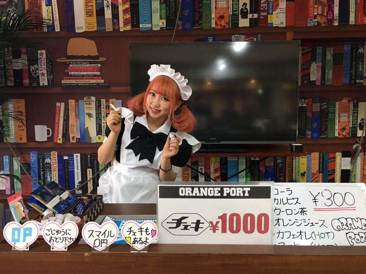 只今沼津ラクーン5階にておそ松さんの等身大フィギュア展示中!これに便乗して本日から4日間限定で知る人ぞ知るあのORANG