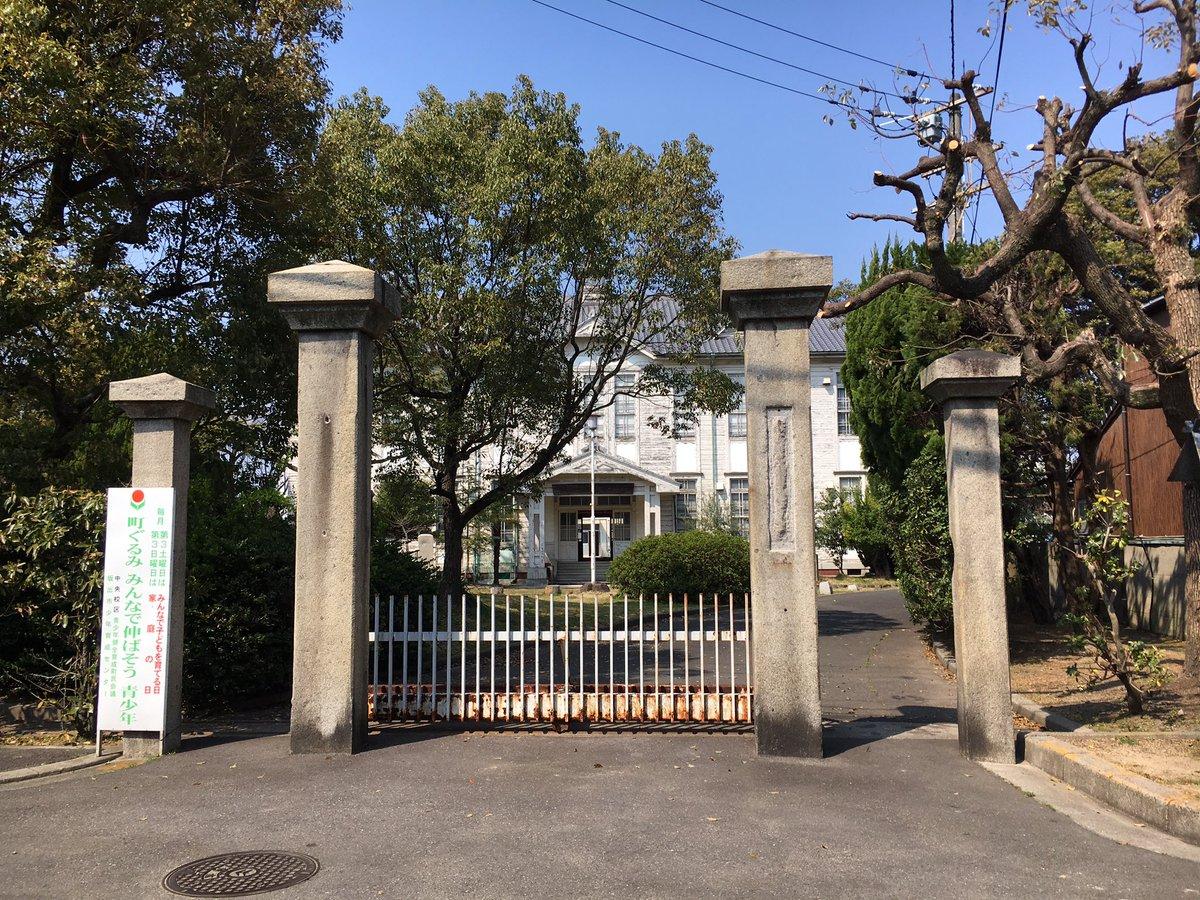 わっしー達が通ってた学校のモデルになった郷土資料館 #yuyuyu