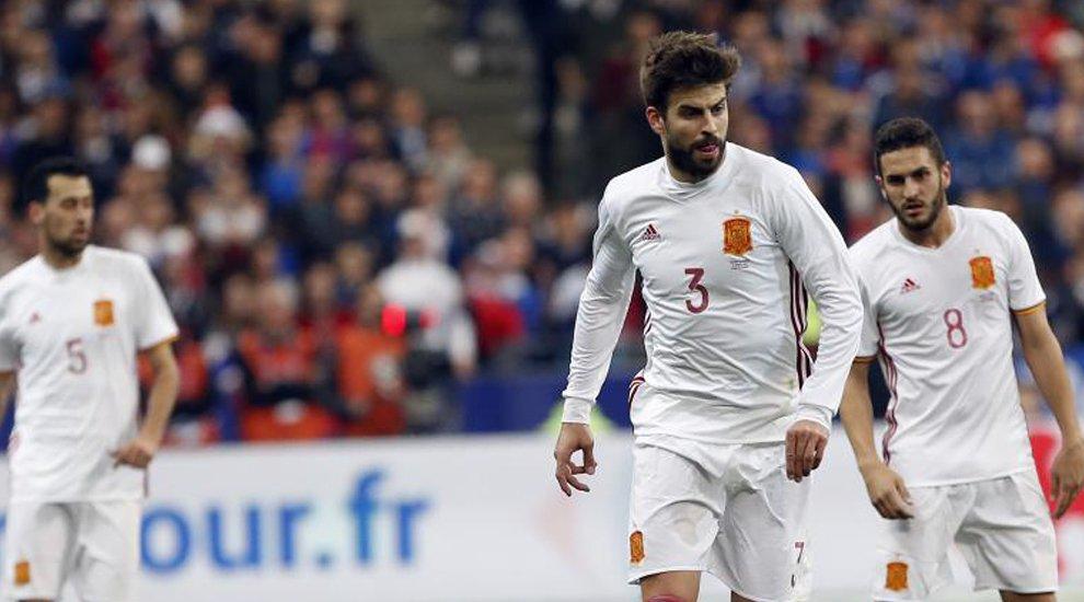 #LoMásLeído 'Del Madrid no me gusta los valores que transmite'. Explosivas palabras de Piqué tras jugar con España https://t.co/anUwPEqcgv
