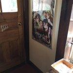 ふとした入ったカフェがグラスリップの聖地のカフェやった