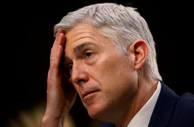 Supreme Court nominee to face confirmation vote April 7: U.S. Senate leader https://t.co/SgdH4RPQPl