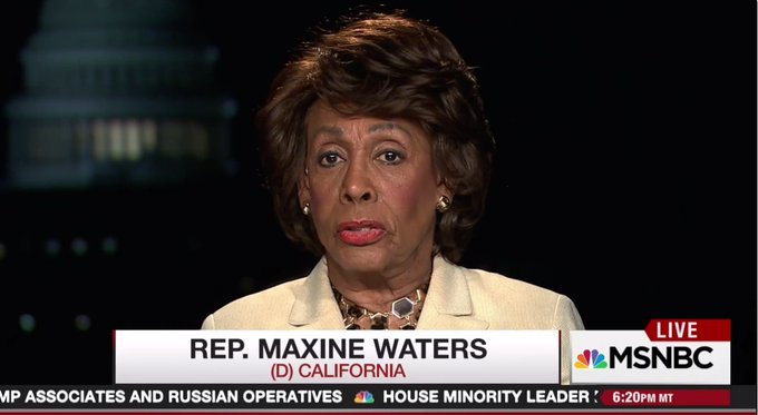 Waters fires back at O'Reilly: 'I am a strong black woman' https://t.co/PAo9RtZEbI