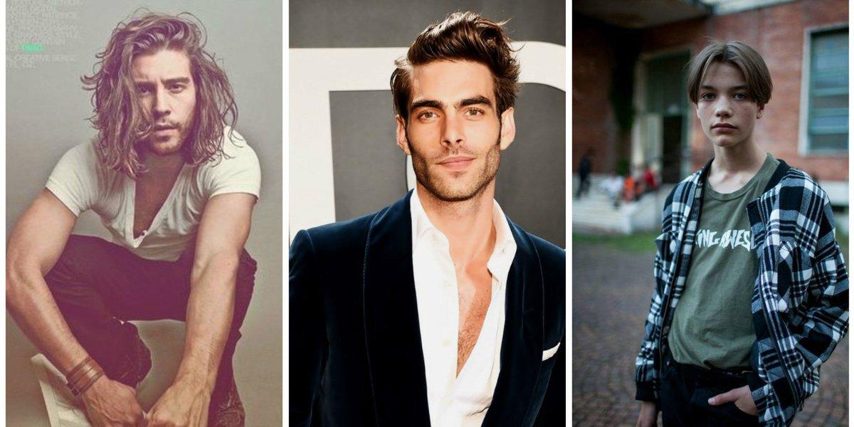 Les cinq plus grosses tendances cheveux pour hommes https://t.co/ShDnKpO4kf