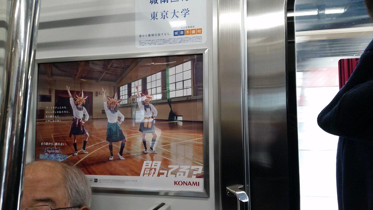 新宿駅と渋谷駅に大きく掲載していただいて、嬉しい限りです❗こんなところにもいたよ!っていうのがあれば送ってください!#遊
