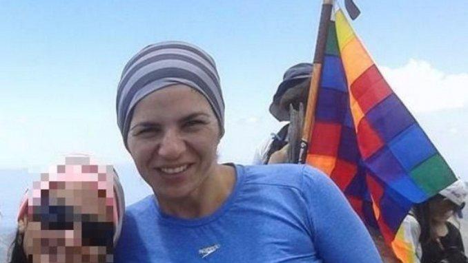 Una montañista se perdió en un cerro y la buscan intensamente  https://t.co/lf6Sp2VBbl
