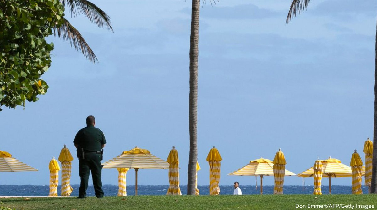 Government watchdog to review Mar-a-Lago cost and security.