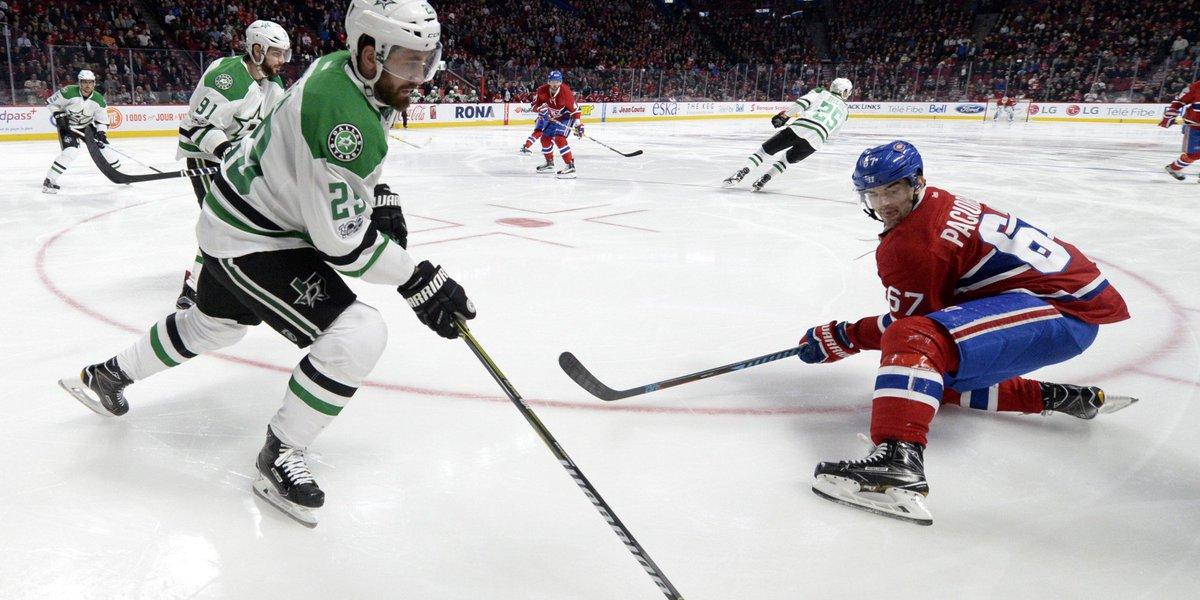 Le Canadien bat les Stars, Markov rejoint Guy Lapointe https://t.co/KkyotDT1Iy