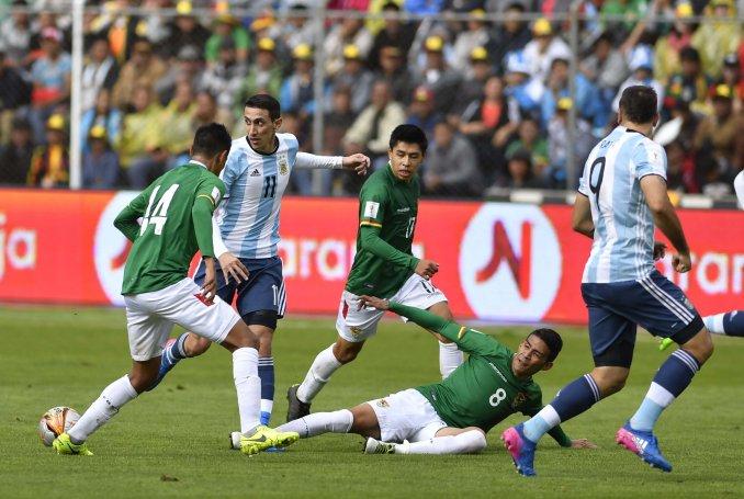A rezar: los partidos que le quedan a Argentina camino al #MundialRusia2018   https://t.co/q08PUsKMQr