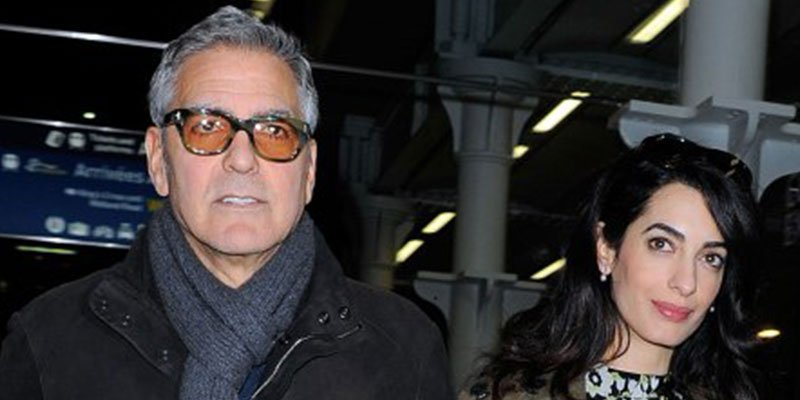 George Clooney shares how he's preparing for fatherhood: 'I know swaddling'