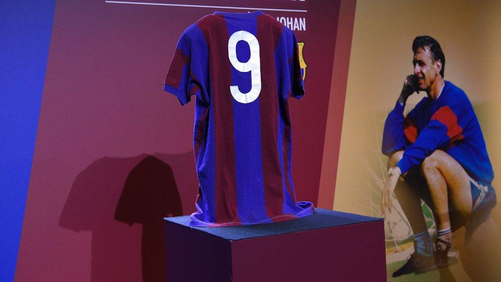 Polémica en Barcelona por la futura calle Johan Cruyff https://t.co/Czv5Z8gUZU