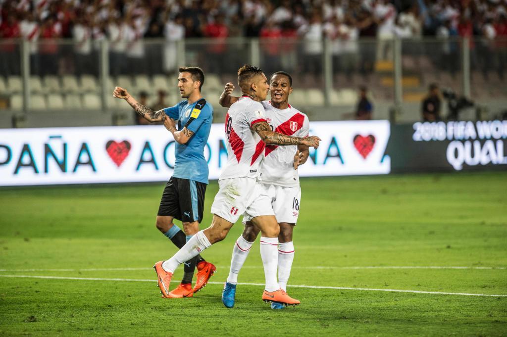 DESCANSO | Perú 1-1 Uruguay https://t.co/l6ENPE4vPh #Rusia2018