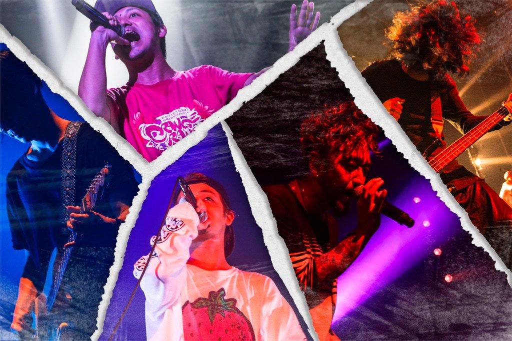 約11年前に発表したオリジナルアルバム『ORANGE RANGE』を再現するコンセプトツアー「RWD← SCREAM 0