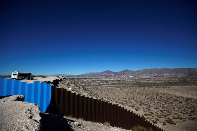 Trump's funding request for U.S. border wall hits snag among some Republicans https://t.co/jqBMQSusWk